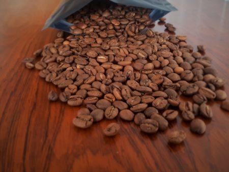 mellemrist kaffe fra uganda